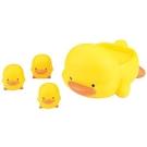 【奇買親子購物網】黃色小鴨 PiYO PiYO 水中有聲玩具組