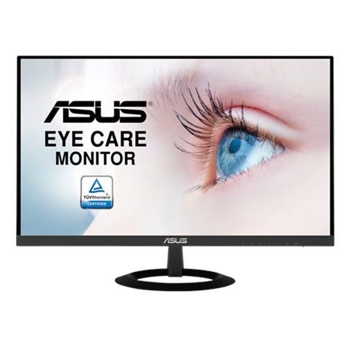 限時下殺ASUS VZ249HE 24型 IPS 薄邊框電腦螢幕 (低藍光/不閃屏)【刷卡含稅價】