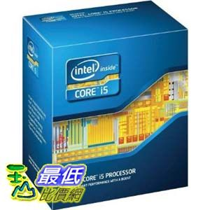 [103美國直購 ShopUSA] Intel 四核處理器 Core i5-3470S Quad-Core Processor2.9Ghz 6 MB Cache LGA1155-BX80637I53470S $8769