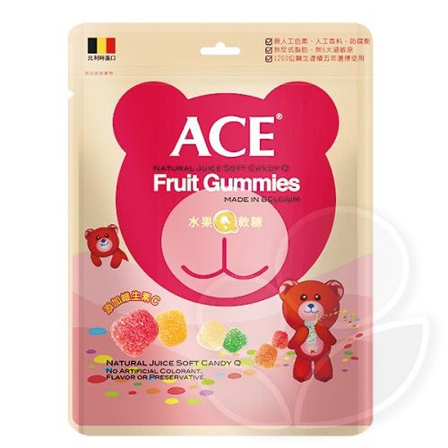 ACE 水果Q軟糖240g【佳兒園婦幼館】