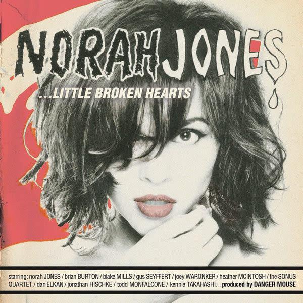 諾拉瓊絲  心碎 CD  (購潮8)