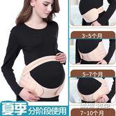 孕婦托腹帶孕婦專用產前腰帶透氣孕期托腹帶護腰夏季懷孕期薄款 衣櫥の秘密