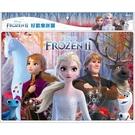 Frozen 冰雪奇緣 好歡樂拼圖 60片 A款 QFD45A