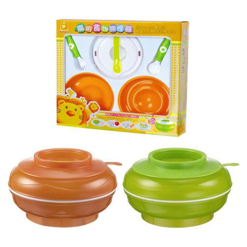 【奇買親子購物網】小獅王辛巴simba魔術食物調理器-(橘/綠)