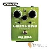 Dunlop WHE202 失真效果器【WHE-202/Green Rhino Overdrive】