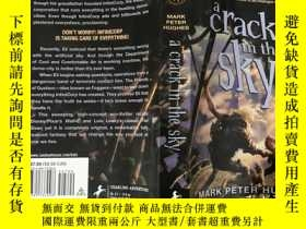 二手書博民逛書店A罕見Crack in the Sky 天空中的裂縫(英文原版)