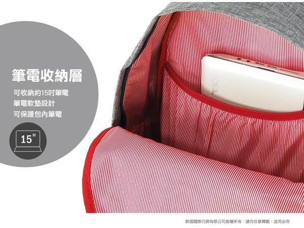 《熊熊先生》Herschel簡約休閒包 防潑水15吋電腦包 10492 帆布包Classic XL 可手提 大容量後背包