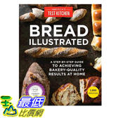2019 美國得獎書籍 Bread Illustrated: A Step-By-Step Guide to Achieving Bakery-Quality Results At Home