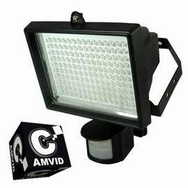 速霸超級商城㊣CAMVID白光LED自動感應燈7.5w(ZY-500)