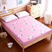 馨閣蘭席夢思保護套床笠床罩床裙/床墊套單件床套 防滑床單床包【限時八八折】