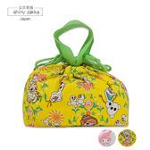 束口袋/便當袋/手持束口袋-三麗鷗(Sanrio)-冰雪奇緣(Frozen)-日本製-玄衣美舖