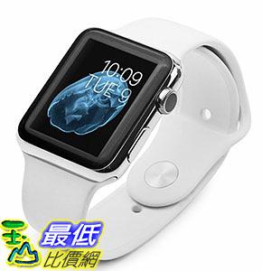 [美國直購] ArmorSuit (Series 2) 手錶保護貼 Apple Watch 42mm Screen Protector [Full Coverage] [2 Pack]_tf01