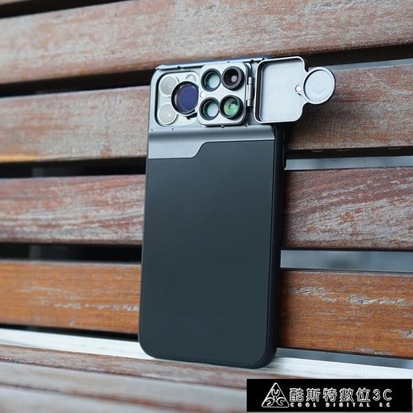 手機廣角鏡頭 iPhone11手機外置廣角鏡頭蘋果11proMax專用單反微距長焦偏光魚眼 快速出貨YTJ