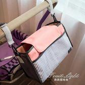 嬰兒車掛包手推車配件掛袋置物包防水媽咪包整理收納袋掛鉤 果果輕時尚