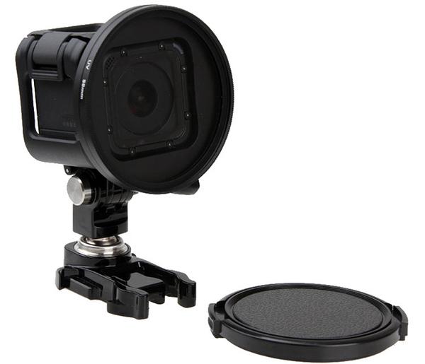 GoPro 副廠 Hero 4s 5 session UV鏡 保護鏡【BGPB7B】