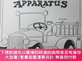 二手書博民逛書店洋書)catalogue罕見of toy fire apparatus VOL.1消防關系車兩のミニチュア·カーの