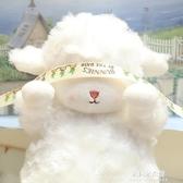 (免運) 網紅撩妹創意少女情人節送女友一對掛件公仔小羊娃娃韓版表白