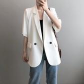 秋季新款韓版網紅小西裝女薄款垂感氣質休閑外套.N515.2932胖胖唯依二店