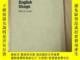 二手書博民逛書店practical罕見english usage,michael swan(京)國內印刷Y179933 見圖