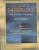 二手書博民逛書店 《Textbook of Therapeutics: Drug and Disease Management》 R2Y ISBN:0781724147