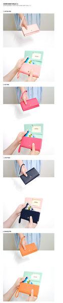 GSH韓版皇冠(長板) 皮夾 零錢包 手機包護套 手提包 IPHONE 七色可選