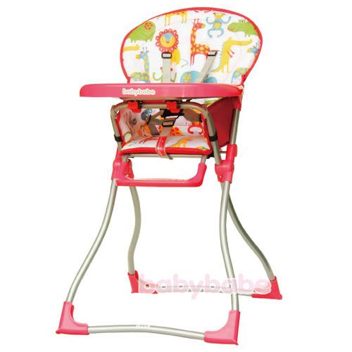 『121婦嬰用品館』同富 兒童高腳餐椅-紅