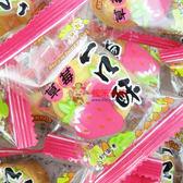 朋富-草莓一口酥-300g【0216零食團購】G277-0.5