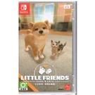 任天堂 NS SWITCH Little Friends Dogs & Cats 小小伙伴 狗狗 & 貓貓