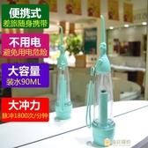 沖牙家用洗牙器新款便攜式沖牙器 隨身水牙線 沖牙洗牙機 快速出貨