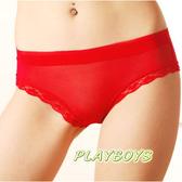 情趣內褲 俏皮蕾絲性感內褲(紅色)-玩伴網【歡慶雙11加碼超贈點】