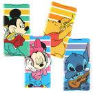 【Disney 】SONY Xperia C5 音樂人物隱磁側掀皮套