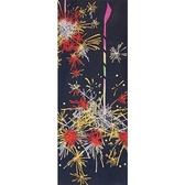 【日本製】【和布華】 日本製 注染拭手巾 線香花火圖案 SD-5013 - 和布華