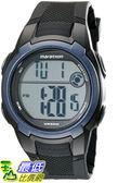 [105美國直購] Timex Mens 男士手錶 T5K820M6 Marathon Digital Watch With Black Resin Band