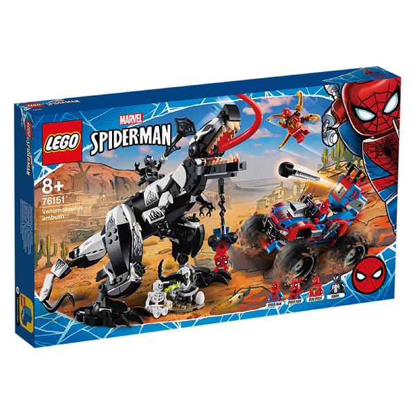 樂高積木Lego 76151 Venomosaurus Ambush