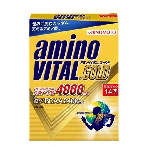 amino VITAL 黃金級胺基酸粉末 4.7gx14包/盒  *維康*