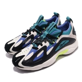 Reebok 復古慢跑鞋 DMX Series 1200 LT 黑 灰 老爹鞋 運動鞋 男鞋【PUMP306】 DV7540