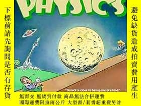二手書博民逛書店The罕見Cartoon Guide to Physics 看漫