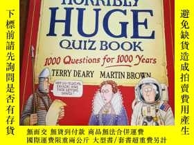 二手書博民逛書店The罕見Horribly Huge Quiz Book (Ho