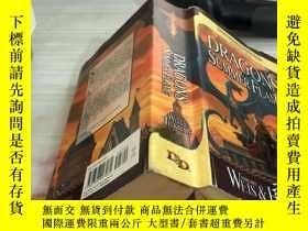 二手書博民逛書店Dragons罕見Of Summer Flame【英文原版】夏日龍焰聖龍Y241950