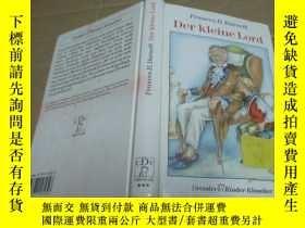 二手書博民逛書店Der罕見Kleine Lord【精裝32開】Y19506 F.