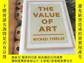 二手書博民逛書店THE罕見VALUE OF ARTY204356 Michael