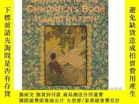 二手書博民逛書店Golden罕見Age Of Children s Book IllustrationY256260 Rich