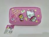 Sanrio 三麗鷗Hello Kitty 凱蒂貓大容量筆袋化妝包小包【美麗間】