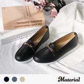 包鞋 小銜扣平底包鞋  MA女鞋 T6086