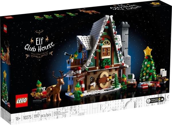 樂高LEGO CREATOR 小精靈俱樂部 10275 TOYeGO 玩具e哥