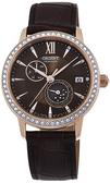 【時間光廊】ORIENT 東方錶 璀璨星辰 藍寶石鏡面 機械錶 原廠公司貨 RA-AK0005Y