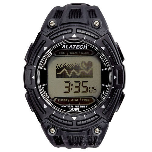 ALATECH FB003 專業健身 心率錶 – 黑色