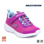 【Skechers思克威爾】童款休閒鞋 GO RUN 600-桃紅色 (82008LPKMT)全方位運動戶外館