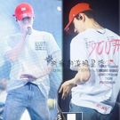 EXO吳世勛同款  T恤時尚男女情侶裝...