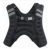 【8KG黑色】負重背心隱形鐵砂沙袋沙衣跑步健身
